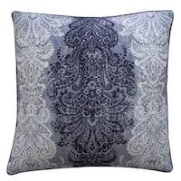Regal Black Decorative Throw Pillow
