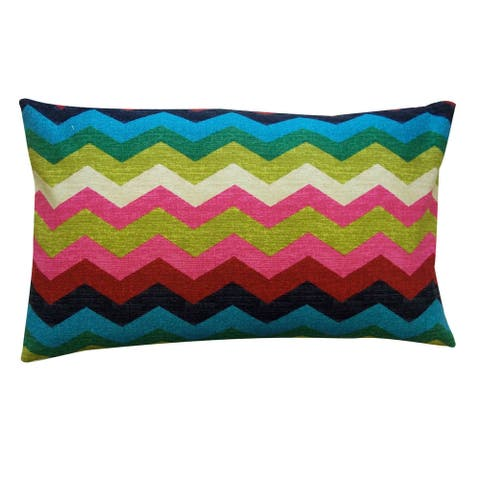 Salta Pink Decorative Throw Pillow