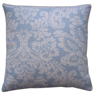 Hibiscus Sky Decorative Throw Pillow