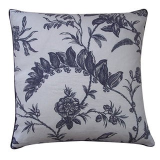 20 x 20-inch Ivy Decorative Throw Pillow