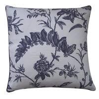 20 x 20-inch Ivy Decorative Throw Pillow