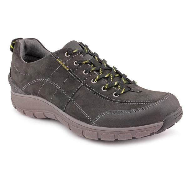 Wave.Trek' Leather Athletic Shoe - Wide