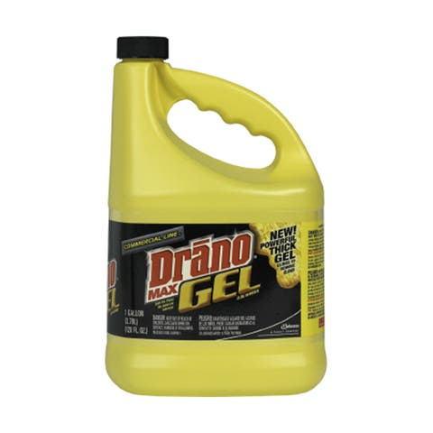 Drano Max Drain Cleaner (4-pack)