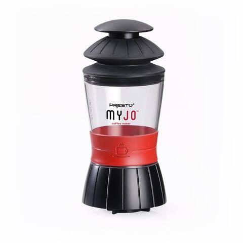 Presto MyJo Portable Single Cup Coffee Maker
