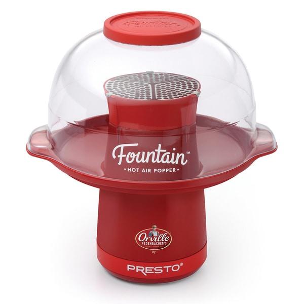 Presto Fountain Air Popper