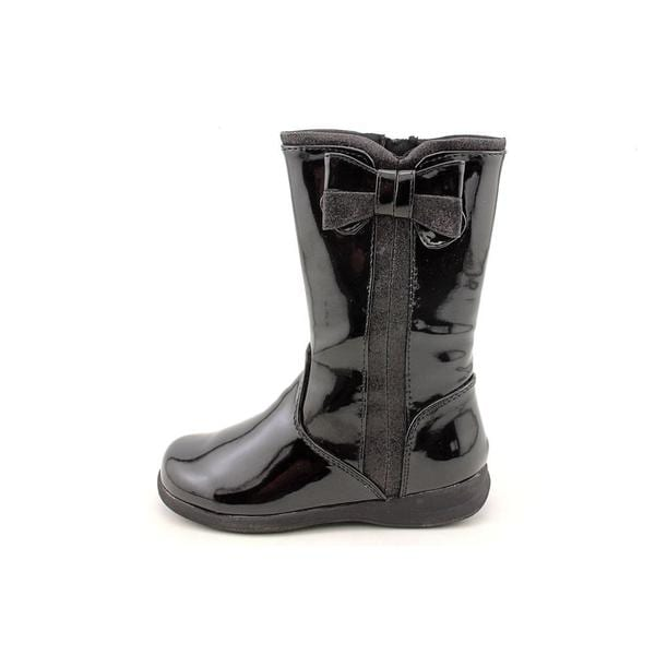 Rachel Shoes Girl (Toddler) 'Serenity' Patent Boots (Size 9 ...