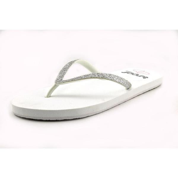 22e0f5eeae935 Shop Reef Women s  Stargazer Wedding  Synthetic Sandals (Size 7 ...