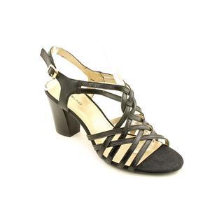 Bandolino Women's 'Kitchie' Leather Sandals (Size 10 )