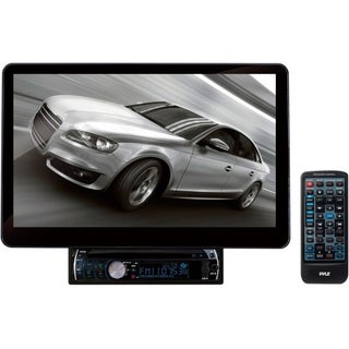 "Pyle PLSD131BT Car DVD Player - 13.1"" Touchscreen LCD - 16:9 - Single"