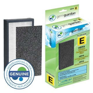 GermGuardian FLT4100 HEPA GENUINE Replacement Filter E for AC4100 Air Purifier