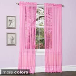 Lush Decor Lola Sheer Curtain Panel Pair - 50 x 84|https://ak1.ostkcdn.com/images/products/9134588/Lush-Decor-Lola-Sheer-Curtain-Panel-Pair-P16316900.jpg?impolicy=medium