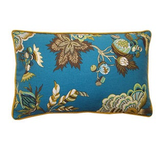 Jazmine Jade Decorative Throw Pillow