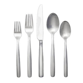 Link to Ginkgo Simple 20-piece Stainless Steel Flatware Set Similar Items in Flatware