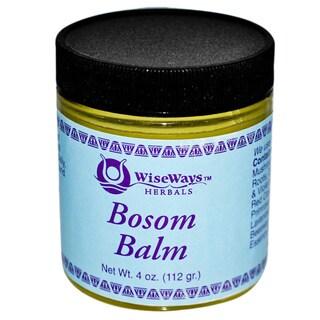 WiseWays 4-ounce Bosom Balm
