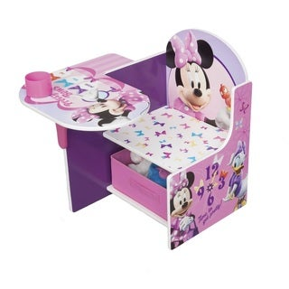 Delta Minnie Mouse Chair Desk