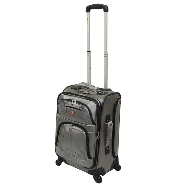 Wenger Swiss Gear Zurich 20-inch Spinner Carry-on Upright with ...