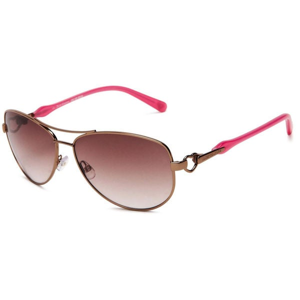 b2713e5f3c Shop Juicy Couture Women s  Deco S 0EQ6YY  Aviator Sunglasses - Free ...