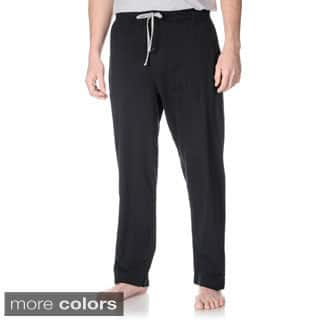 Hanes Men's Big and Tall Solid Knit Lounge Pants (Set of 2)|https://ak1.ostkcdn.com/images/products/9135733/P16317643.jpg?impolicy=medium