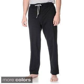 Hanes Men's Solid Knit Pants (Pack of 2 pairs)