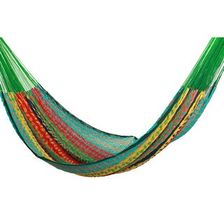 Savannah Thick Cord L Mayan Hammock Multicolor (Mexico)