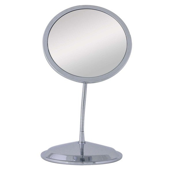 Shop Zadro 10x 5x Double Vision Gooseneck Chrome Vanity