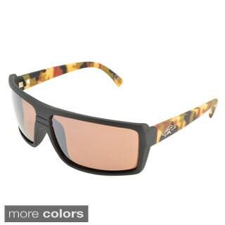 Anarchy 'Archon' Polarized Sport Wrap Sunglasses