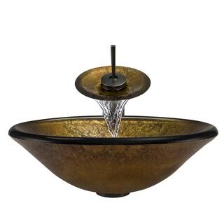 Polaris Sinks P316 Oil Rubbed Bronze Bathroom Ensemble