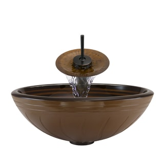 Polaris Sinks P616 Oil Rubbed Bronze Bathroom Ensemble