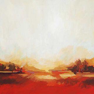 Sarah Davies 'Equinox' Canvas Art