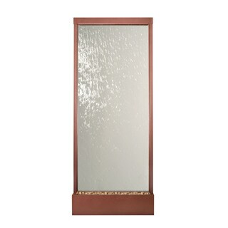10' Copper Vein Grande with Clear Glass