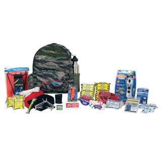 Ready America Emergency Deluxe Two Person Outdoor Survival Kit