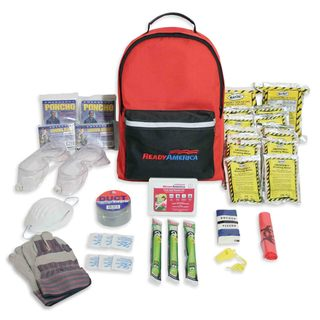 Ready America Emergency Grab-n-Go Two Person Tornado Kit