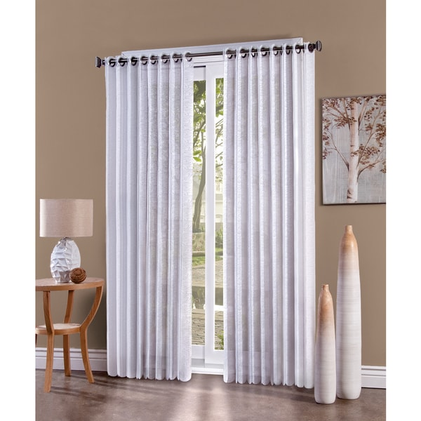 Ez Slide Vertical Blind Curtain Panel Free Shipping On