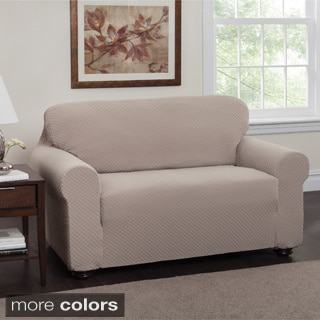 Innovative Textile Solutions Dots Stretch Sofa Slipcover