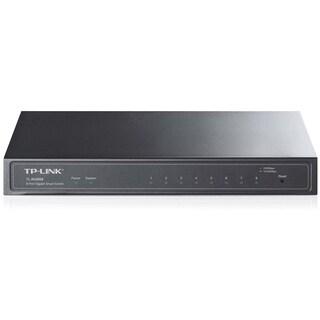 TP-LINK TL-SG2008 8-port Pure-Gigabit Desktop Smart Switch, 8 10/100/