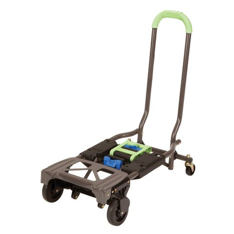 Cosco Shifter Multi-position Folding Hand Truck and Cart