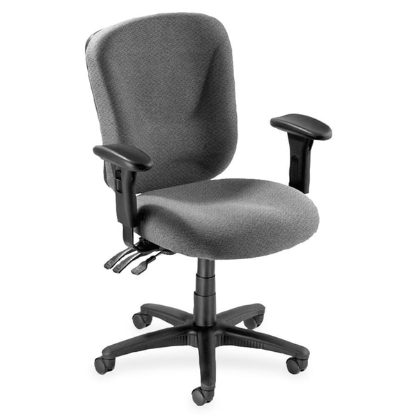 lorell accord mid back task chair free shipping today overstock