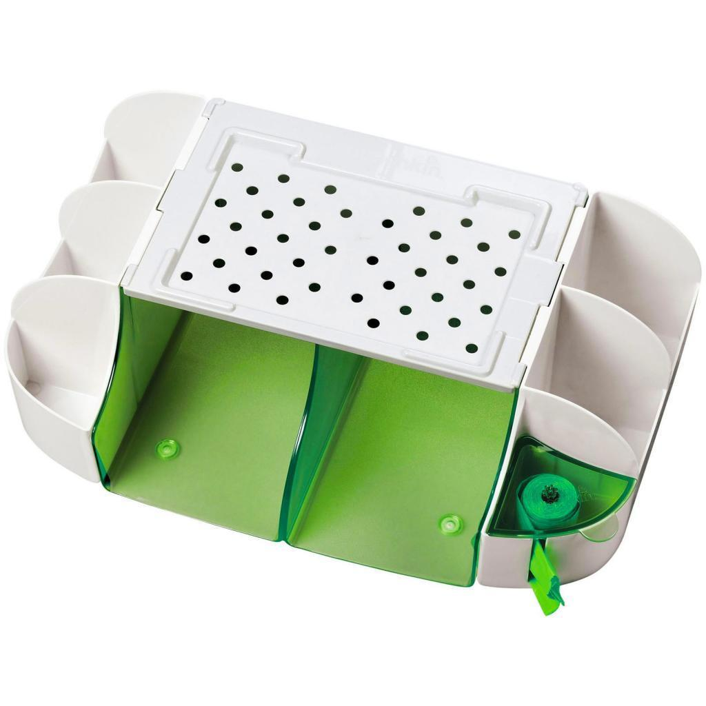 Munchkin Diaper Duty Organizer (Organizer), Green