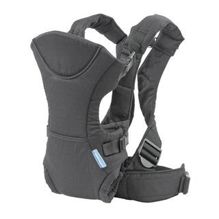 Infantino Flip Front-2-Back Carrier in Black