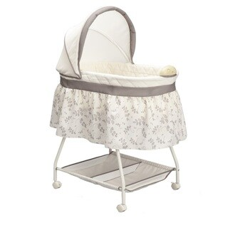 Delta Sweet Beginnings Falling Leaves Bassinet