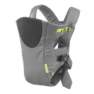 Infantino Breathe Vented Baby Carrier in Grey|https://ak1.ostkcdn.com/images/products/9140454/Infantino-Breathe-Vented-Baby-Carrier-in-Grey-P16321930.jpg?impolicy=medium