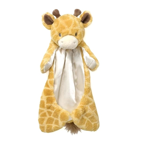 Shop Gund Huggybuddy Giraffe Blanket Free Shipping On