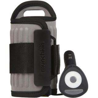 Munchkin Travel Bottle Warmer in Black