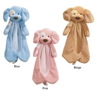 Gund Huggybuddy Spunky Blanket (Option: Blue)