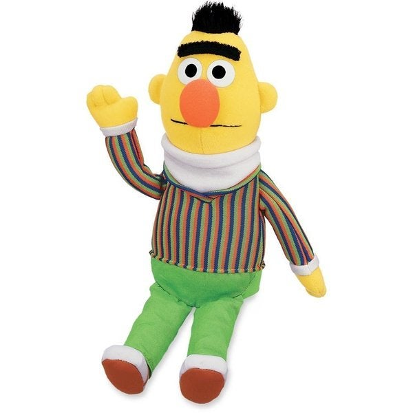"GUND Sesame Street Bert Plush, 14"""
