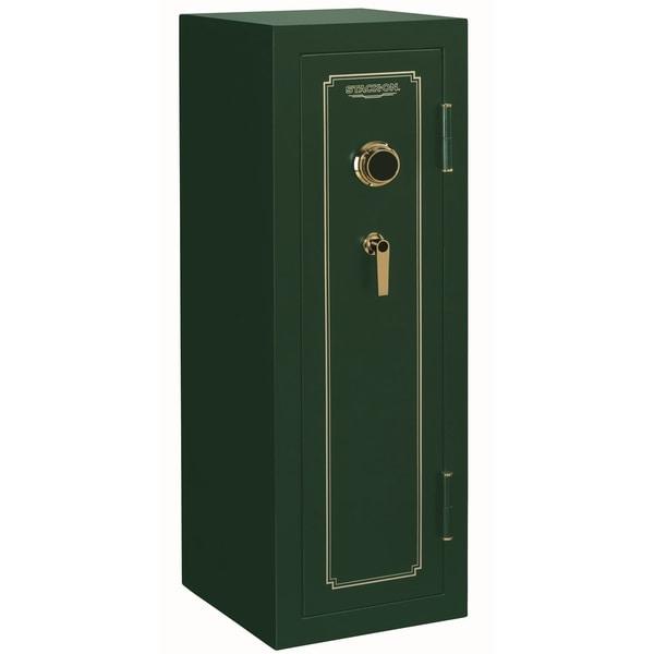 Stack-On Green 14-gun Combination Lock Safe