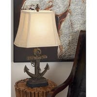 Studio 350 Set of 2, PS Anchor Lamp 28 inches high