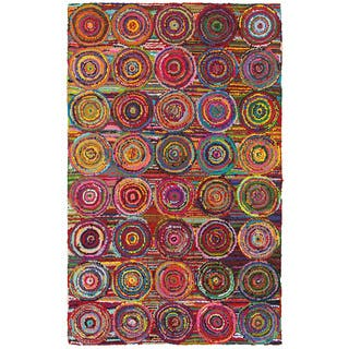 LNR Home Layla Multi-colored Abstract Area Rug (3'6 x 5'6) https://ak1.ostkcdn.com/images/products/9140644/Contemorary-Layla-Multi-Rectangle-3-6-X-5-6-P16322058.jpg?impolicy=medium
