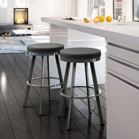 Amisco Swice Swivel Bar Stool