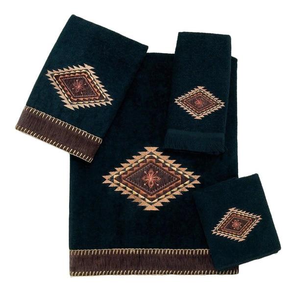 Avanti Mojave Embellished 4-piece Towel Set